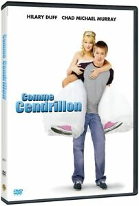Comme-Cendrillon-DVD-NEUF-SOUS-BLISTER-Hilary-Duff-Chad-Michael-Murray