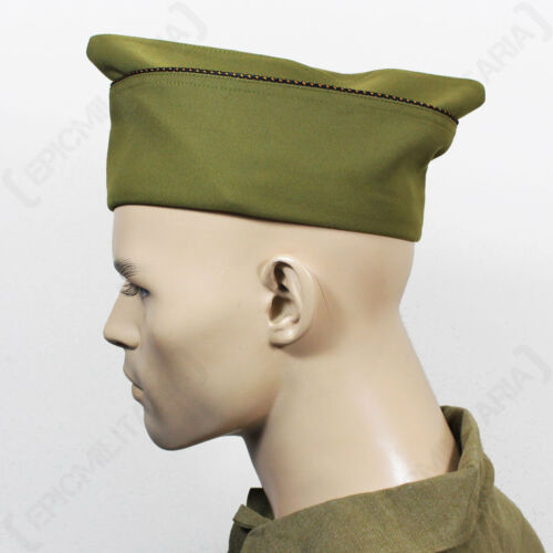 WW2 US PX TYPE GARRISON CAP TANK DESTROYER Repro Military Army USA American