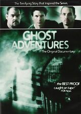 GHOST ADVENTURES - full length feature  DVD - REGION 1 - Sealed