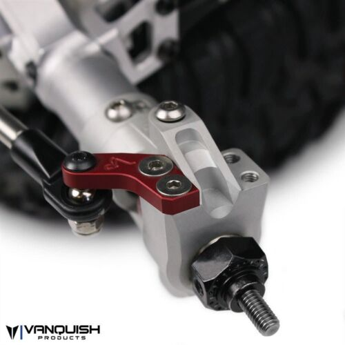 Vanquish Products Axial Wraith Stage One Kit Black Anodized VPS06509