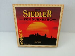 Die Siedler Von Nürnberg
