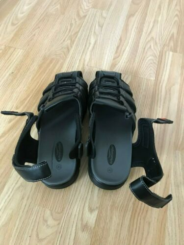 Men ORTHOPAEDIC DIABETIC Sandal Mule Fisherman Hiking Gladiator Roma Shoe Size