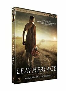 Leatherface-DVD-NEUF