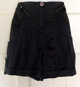 Millen jersey in aggiunta limitata 6 nera taglia di Short Karen con seta xSwzFz57q