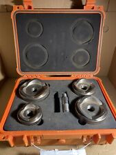 Itool Co Gp123 Gear Punch Die And Punch Set 2 12 To 4