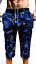 Indexbild 17 - Camouflage Badeshorts Badehose Shorts Herren Männer Bermuda Shorts Sport Men 76