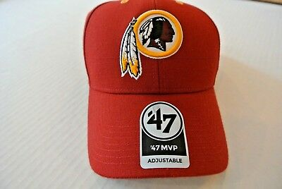 Washington Capitals 47 Brand Audible MVP NHL Team Cap