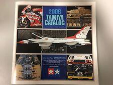 Tamiya Kit Catalogue 2006