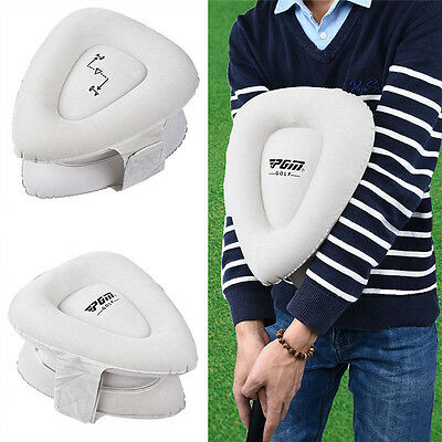 Golf Training Swing Arm Posture Corrector Straight Arm Practice Beginner Trainer