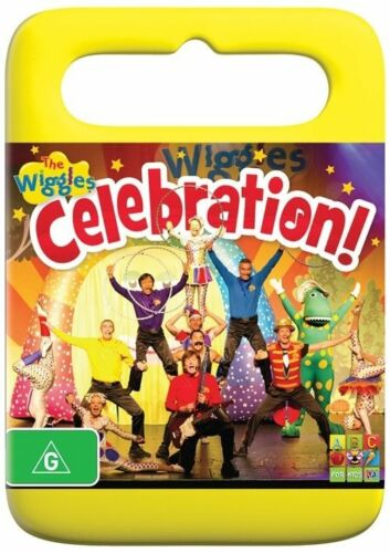1 of 1 - *BRAND NEW* THE WIGGLES - CELEBRATION! (Region 4 - Australian)