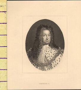 C1860 Vittoriano Stampa ~ George I