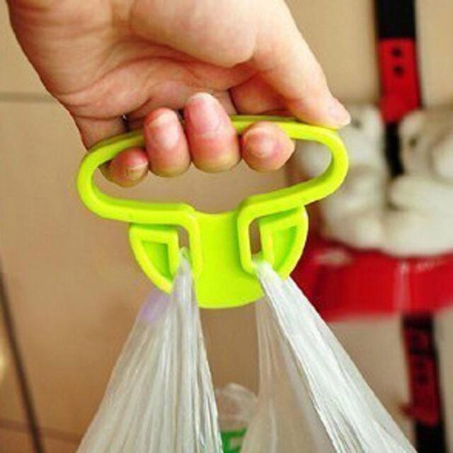 Portable Kitchen Gadgets Facilitate Hanging Food Bag Vegetable Holder Mbys#jzhq