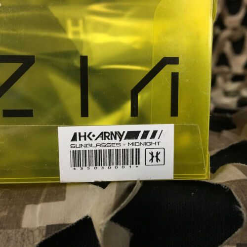 Midnight NEW HK Army Vizion Sunglasses