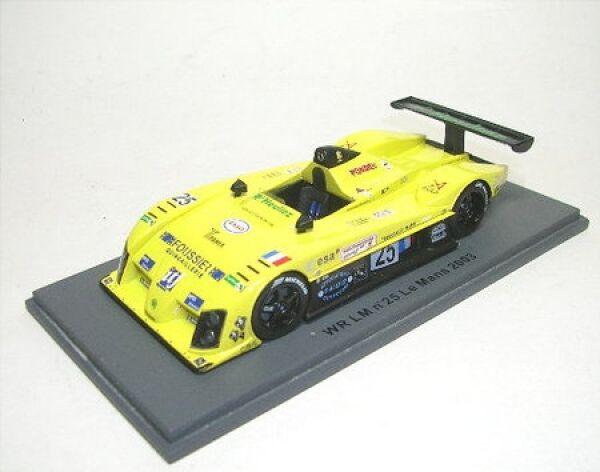 WR LM V6 N° 25 LeMans 2003