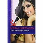 Take One Arranged Marriage... by Shoma Narayanan (Hardback, 2013)