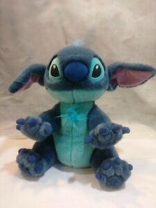 Disney-039-s-Lilo-amp-Stitch-Sitting-Stitch-13-034-Plush-Stuffed-Animal-Disney