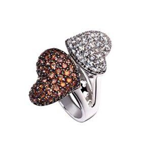 Glamour-World-Damen-Ring-aus-925-Sterling-Silber-mit-Zirkonia-GR8-00-52-Groesse-54