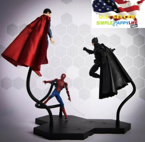 1/6 1/12 Dynamic Stand for Action Figure Gundam Hot Toys Phicen verycool ❶USA❶