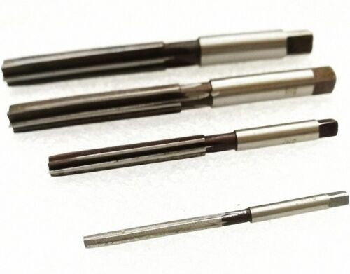 Select Size 13.0mm to 18.9mm HSS Straight Shank Hand Reamer