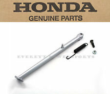 New Genuine Honda Kick Stand Assy with Spring and Bolt 96-04 XR400 R OEM #i91