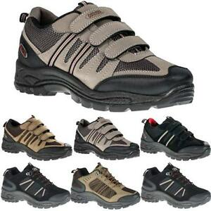 Mens-Walking-Hiking-Trail-Work-Winter-Trainers-Desert-Low-Ankle-Boots-Shoes-Size