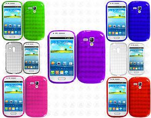 For-AT-amp-T-Samsung-Galaxy-S3-MINI-i8190-TPU-CANDY-Gel-Flexi-Skin-Case-Phone-Cover