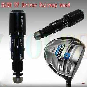335-1-5-Shaft-Adapter-Sleeve-For-Taylormade-SLDR-Driver-FW-R1-RBZ-2-TOUR-ISSUE