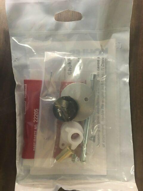 Kohler 24-757-07-S Choke Kit Genuine Original Equipment Manufacturer Part OEM