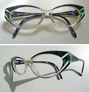 Alain-Mikli-Paris-AM-88-0139-montatura-per-occhiali-vintage-frame-eyeglasses