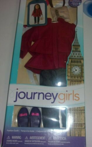 """Toys /'R Us  Fashion Outfit Set for 18/"""" Journey Girl Dolls 6 yrs.+"""
