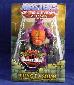 Mattel Masters Of The Universe Classics Motuc Tung Lashor Nouveau