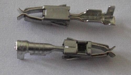 50x junior Power Timer contactos 2,8mm en 0,5-1,0mm² similar a 000 979 133 e hembra