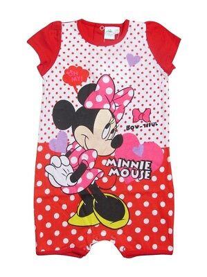 Disney Baby-M/ädchen Einteiler