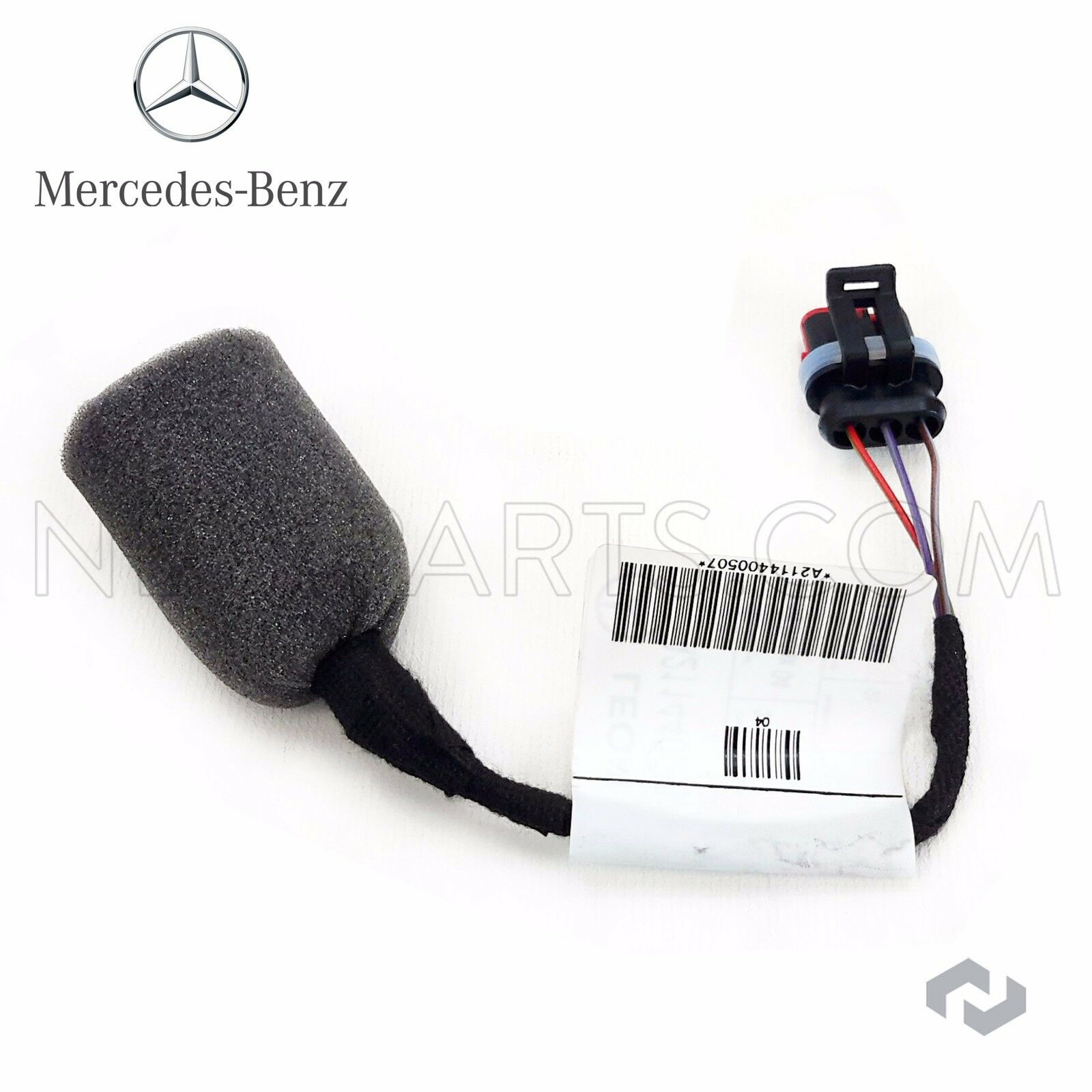 GENUINE Mercedes NEW Fuel Pump Sender Wiring Harness 2114400507 211 440 05 07
