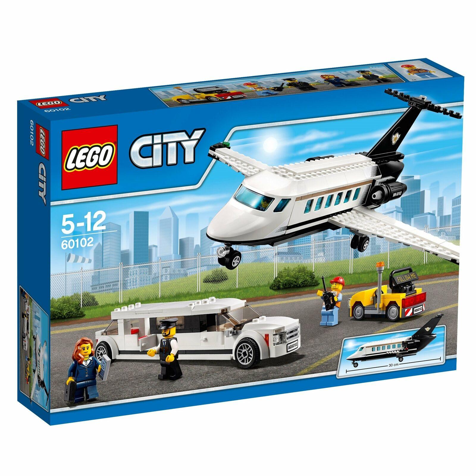 LEGO città   Private Jet e Limousine 60102  punto vendita
