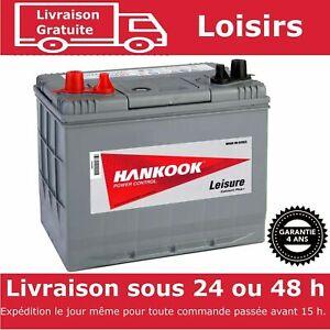 Hankook-MV24-Batterie-de-Loisirs-Pour-Caravane-Bateau-12V-72AH