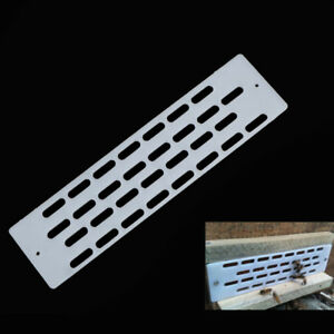 10x-Beekeeping-Tool-Anti-Escape-Bees-Queen-Plastic-Spacer-Frame-Hive-Equipmen-YT