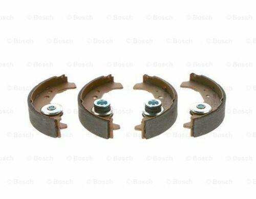 FIAT Brake Shoes Set Bosch 4162186 5880891 5881040 5881050 5881214 Quality New