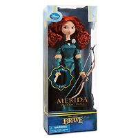 Merida Talking Doll From The Movie Brave Disney 17 Inch Tall