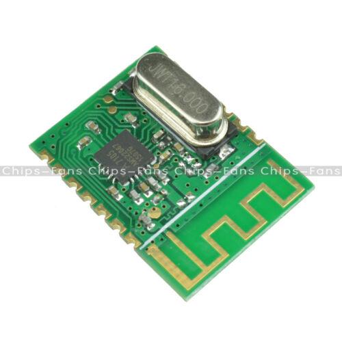 A7105 2.4G 500m Wireless Modul CC2500//NRF24L01//SI4432//CC2530 Transceiver Antenna