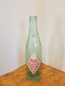 Image Is Loading Vintage Rc Royal Crown Cola Pop Soda Bottle