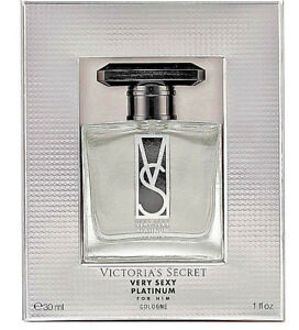 a25998c28e4 VERY SEXY for Him PLATINUM Victoria s Secret Men s Cologne Spray 1 ...