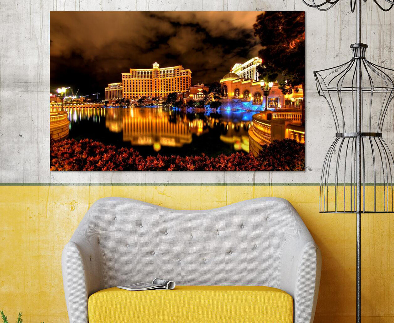 3D golden Halle 3 Fototapeten Wandbild Fototapete Bild Tapete Familie AJSTORE DE