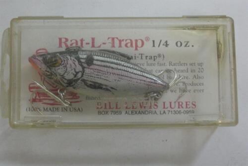 Bill Lewis MT65 1//4 Oz Mini-Trap 20882