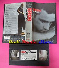 VHS EROS RAMAZZOTTI I migliori video 1997 BMG 74321522603 55 min no cd mc dvd lp