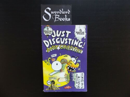 1 of 1 - JUST DISGUSTING! By Andy Griffiths (2002)