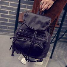 Neu Damen Rucksack Damenrucksack Stadtrucksack Lederrucksack Tasche Damentasche