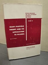 Many-Particle Theory and its Application to Plasma  by Vlasov