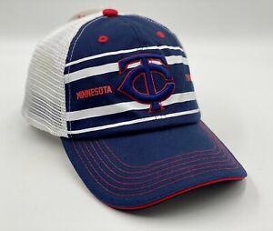 Minnesota Twins SGA Dairy Queen 2016 White Mesh Trucker Snapback Baseball Hat