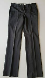 COUNTRY-ROAD-Grey-Sateen-Pants-Size-10